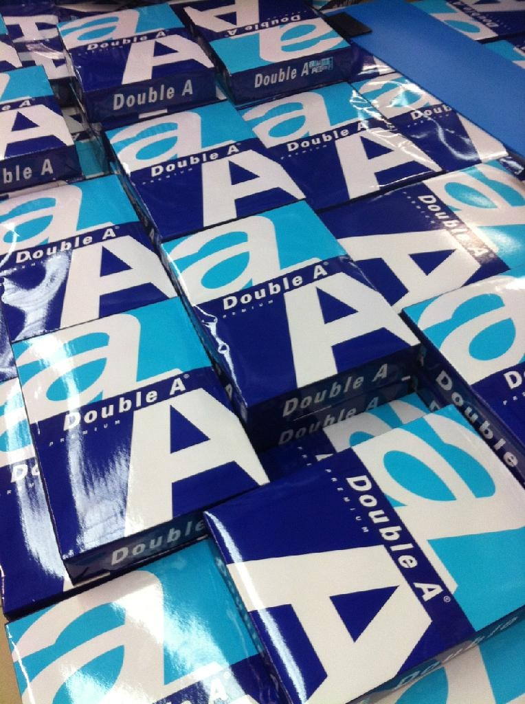 Double A Copy Paper A4 (80gsm/75gsm/70gsm)