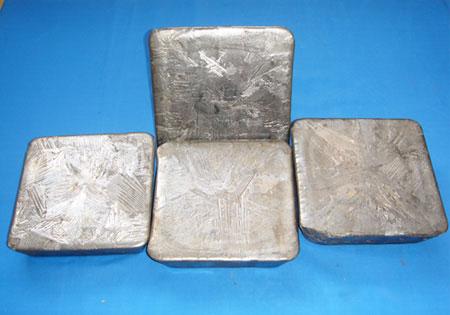 pure antimony ingot 99.65%, 99.85%, 99.90% Sb2O3