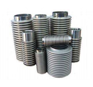 stainless steel corrugated pipe bellows