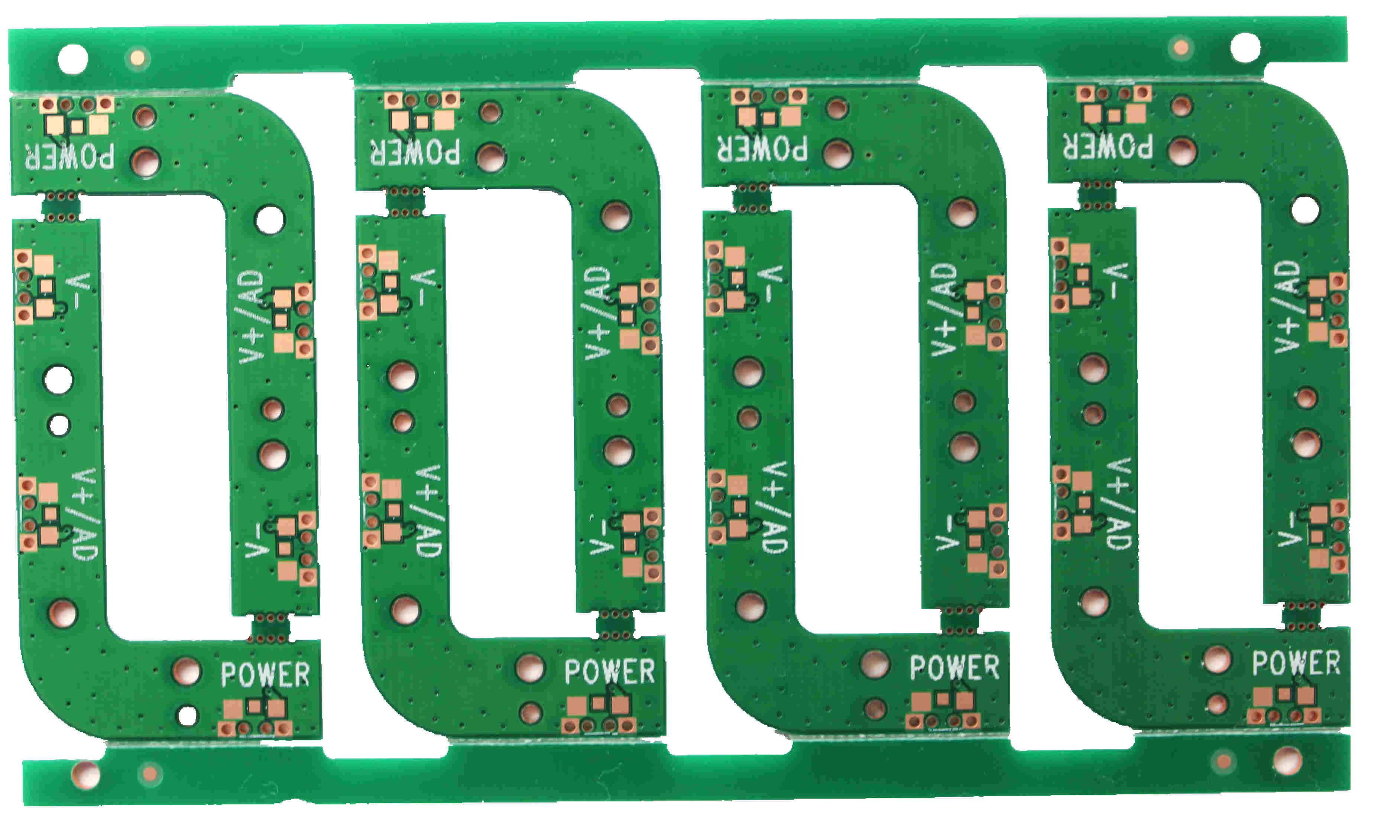 2 layer PCB for Consumer Electronics