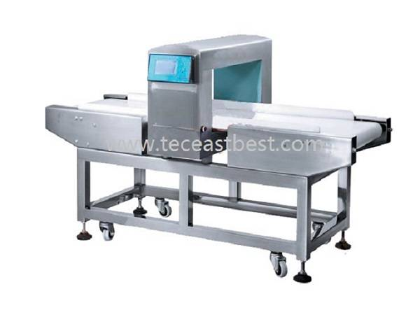 Professional needle metal detector for food processing industry