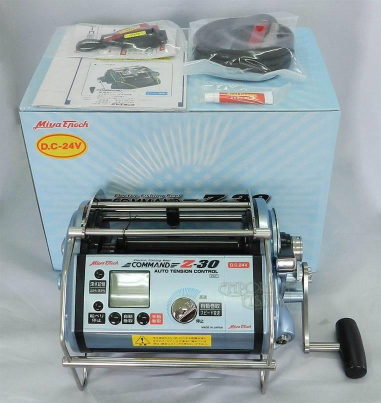 Miya Epoch Command Z-30 24V Electric Reel