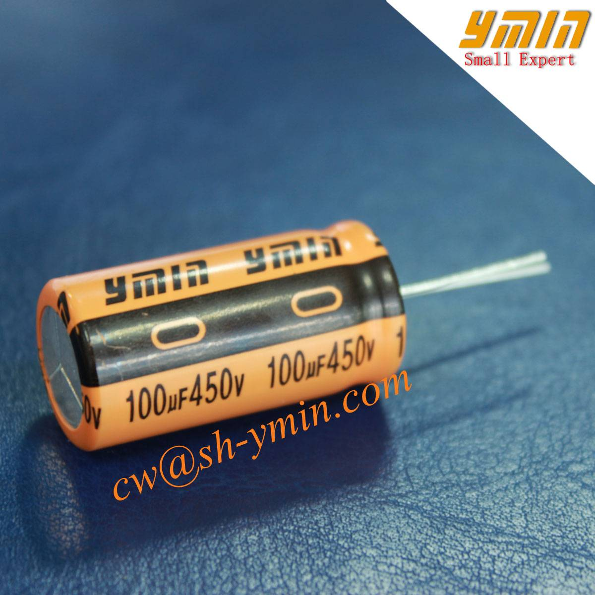 Lighting Capacitor Radial Aluminum Electrolytic Capacitor