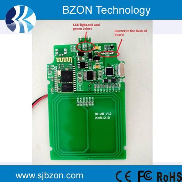 HF bluetooth reader module