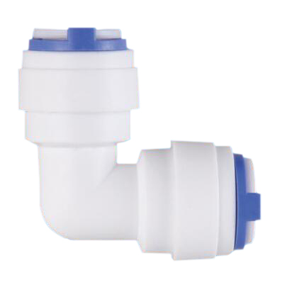 RO/UF filtration system spare parts, water filter elbow adapter