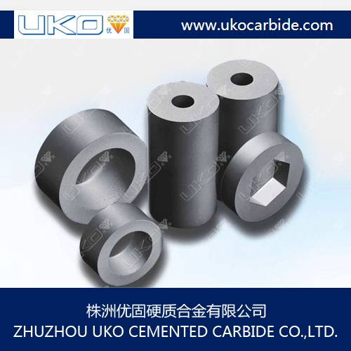Standard and Custom Carbide Bushings for for cold punching