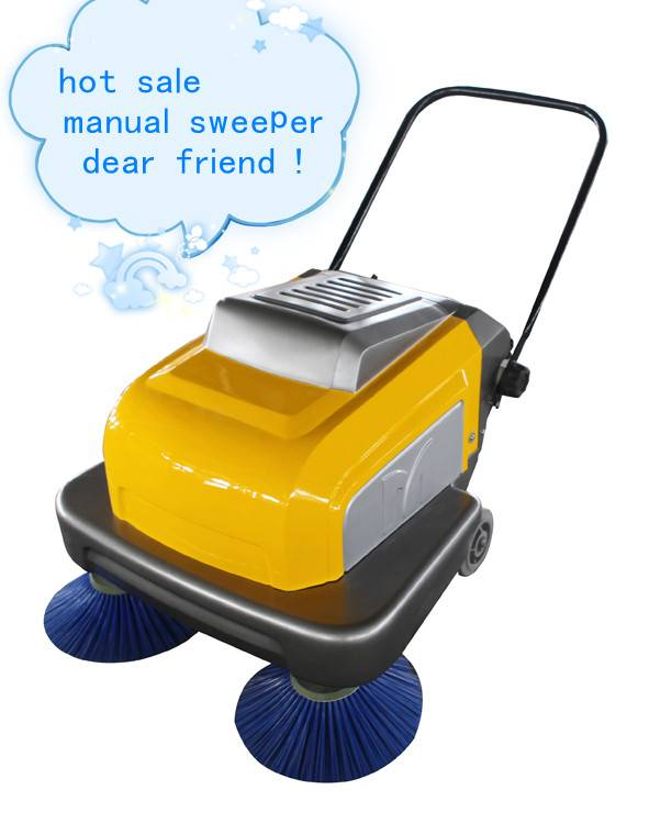 MN-P100A   Walk by Hand Push Sweeper
