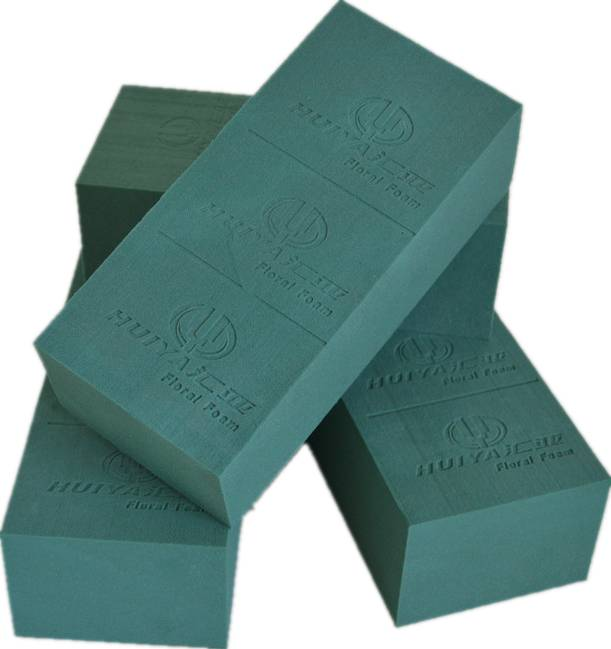 Supply floral foam blocks with good quality
