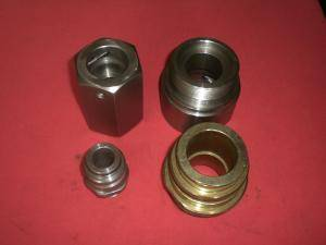 Hydraulic Parts - Connectors