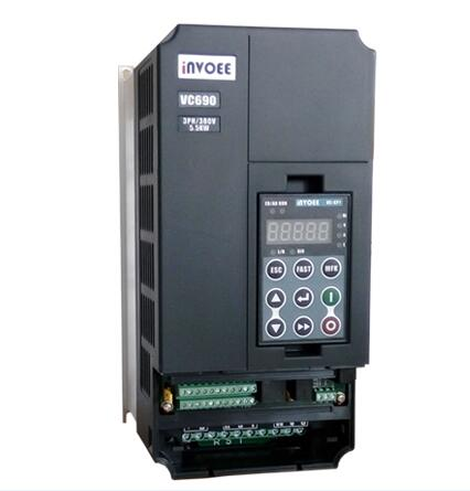 VC690 5.5kw cnc variable frequency drive