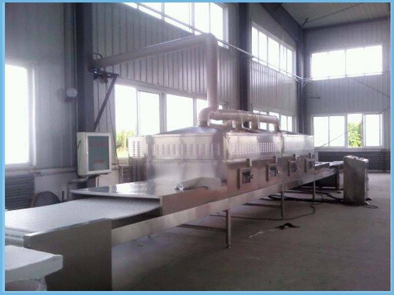 Food processing, Ore reaciton microwave