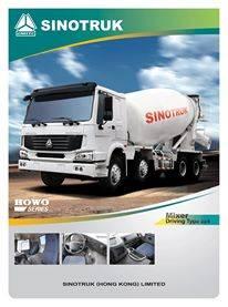 Sinotruk 6x4 HOWO 8CBM Concrete Mixer Truck