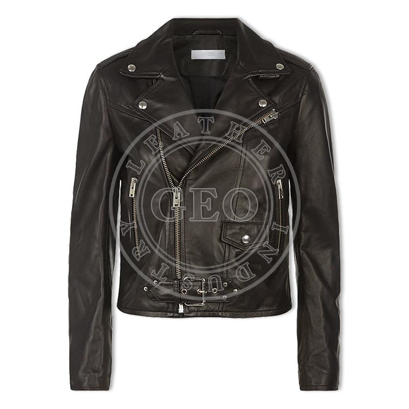 Winter Leather Jackets for Ladies