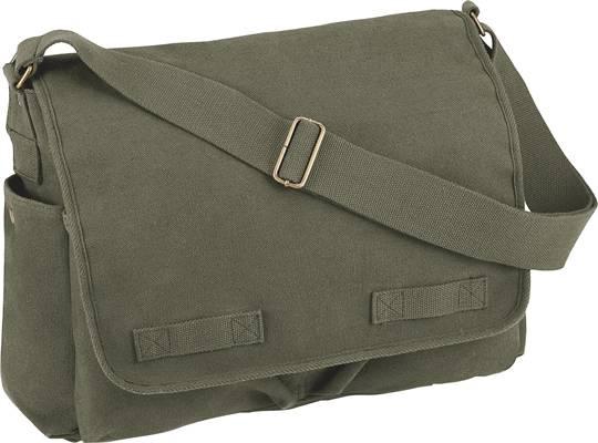 Messenger Bag, Shoulder Bag & Canvas Bag