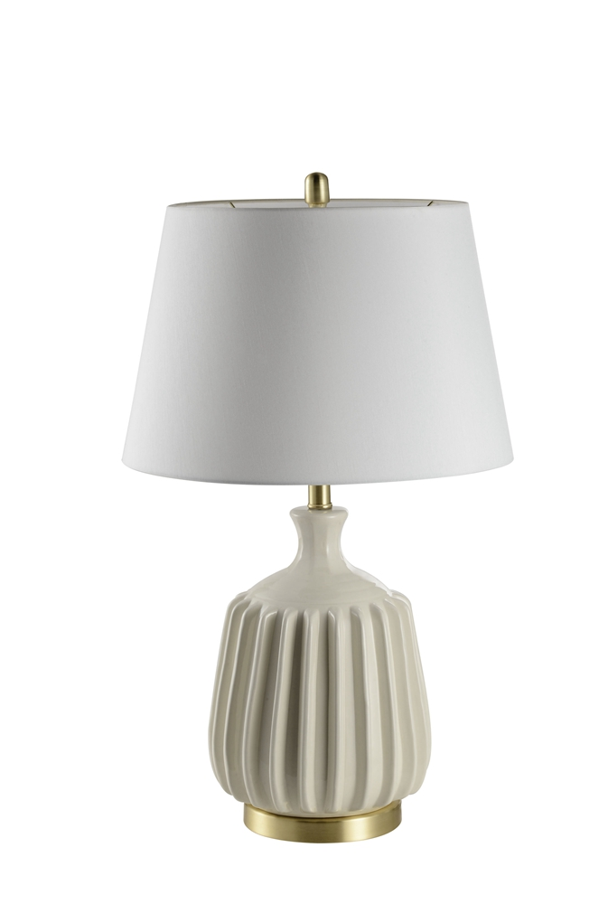 Decorative ceramic table lamp RST8172