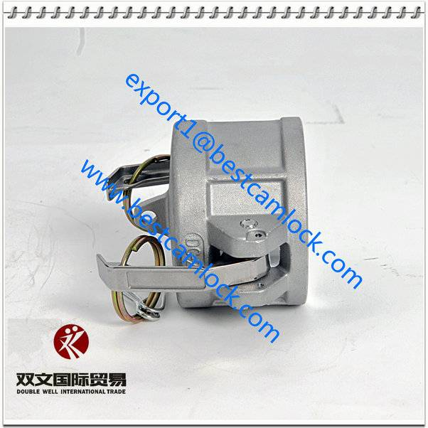 China SUPPLY Aluminum DIN2828 Camlock coupling  type DC