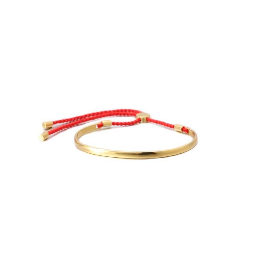 Stainless Steel Adjustable Charm ID bracelet