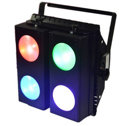 4X80W RGB COB LED Audience Light Blinder Light