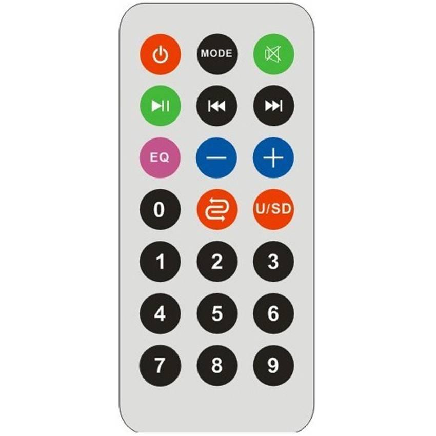 Car MP3 (MP4, MP5) Player Remote Control