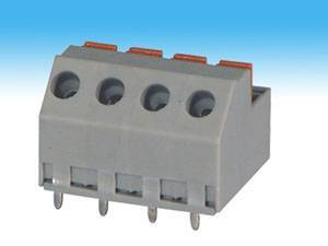 Terminal block for PCB board