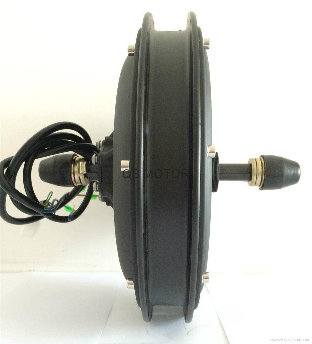1000W Electric Bike Spoke Hub Motor