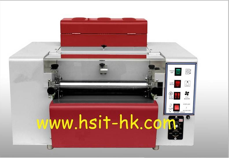 24inch Desktop UV coating Machine