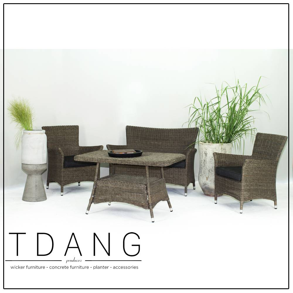 Manning 4 Pieces Seating Group with Cushions
