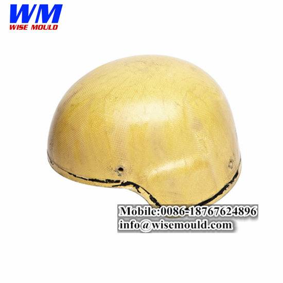 China military helmet molds/bulletproof helmet mold design/Best quality with good price
