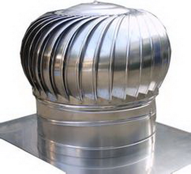 No Power Roof Industrial Ventilation Fan