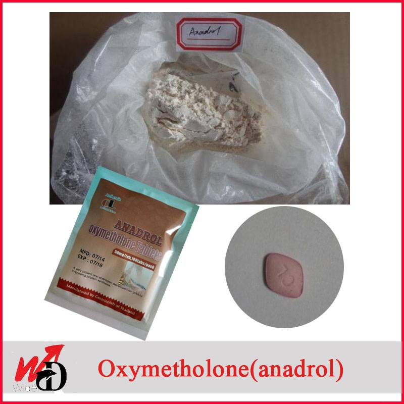Top Level Hormone Steroid Powder Anadrol Oxymetholone Bodybuilding