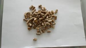 tapioca residue starch pellet