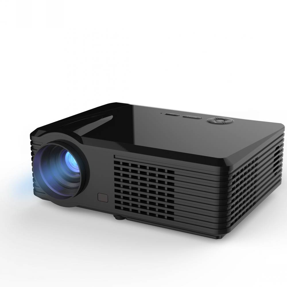 simplebeamer PRS200 led home theater 2500 ansi lumens projector