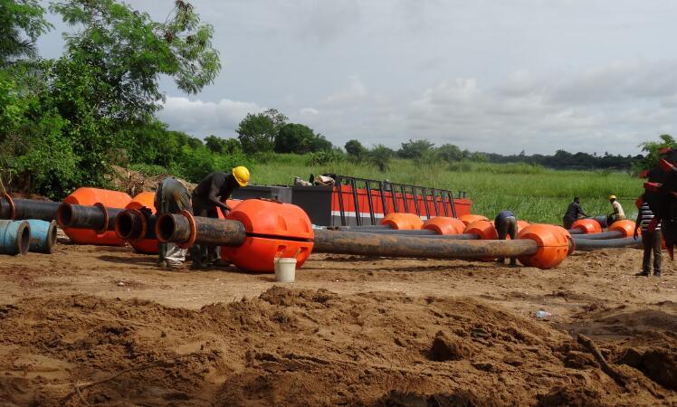 HDPE Dredging floater,Buoy for dredge, PE Dredging floater, dredge floater, floating buoy. buoy floa