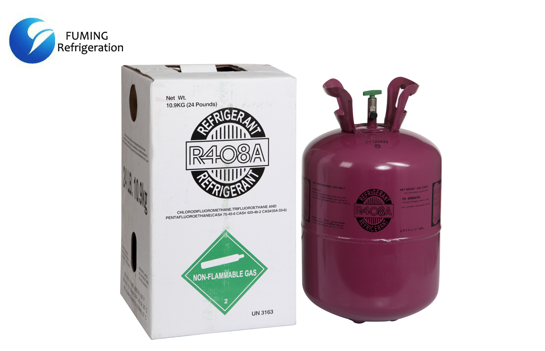 R408A Hcfc Refrigerant High Purity for Air Condition, Industrial Gas