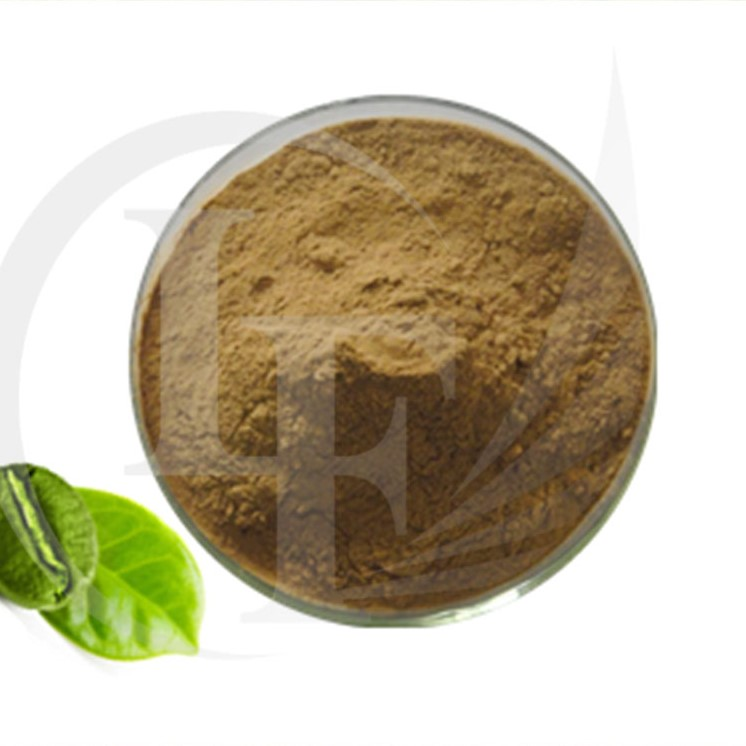 ISO Factory Supply Green Coffee Extract