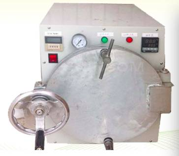 AutoClave Bubble Remove Machine