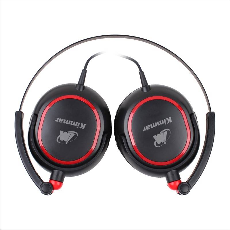 Noise Cancelling wired bass headsets headphones
