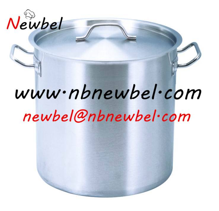 stainless steel pot & pan