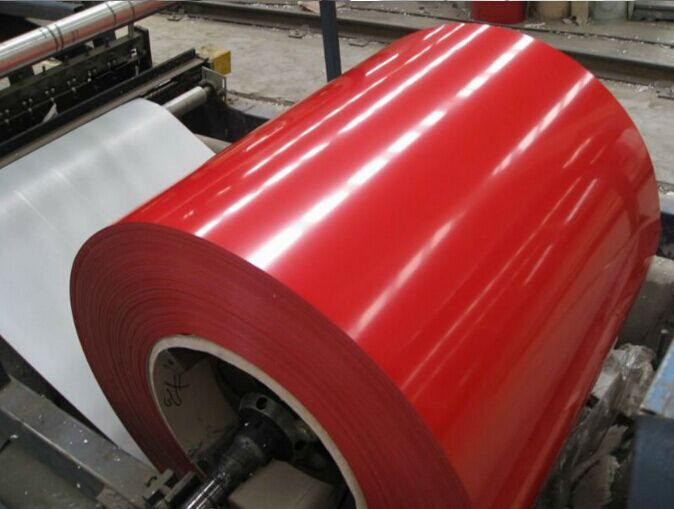 prepainted galvanized steel coil color coated galvalume sheet