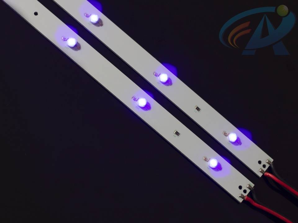 DC12V 26.4W UV (Ultra-violet) High Power LED Strip