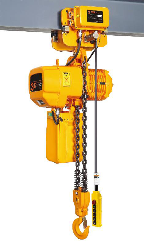 1 ton 2 ton electric chain hoist from facotry