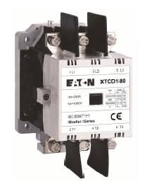 D-Line Contactors up to 630A