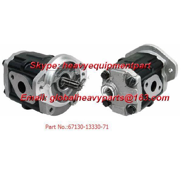 Toyota 2Z Forklift Hydraulic Pump 67130-13330-71