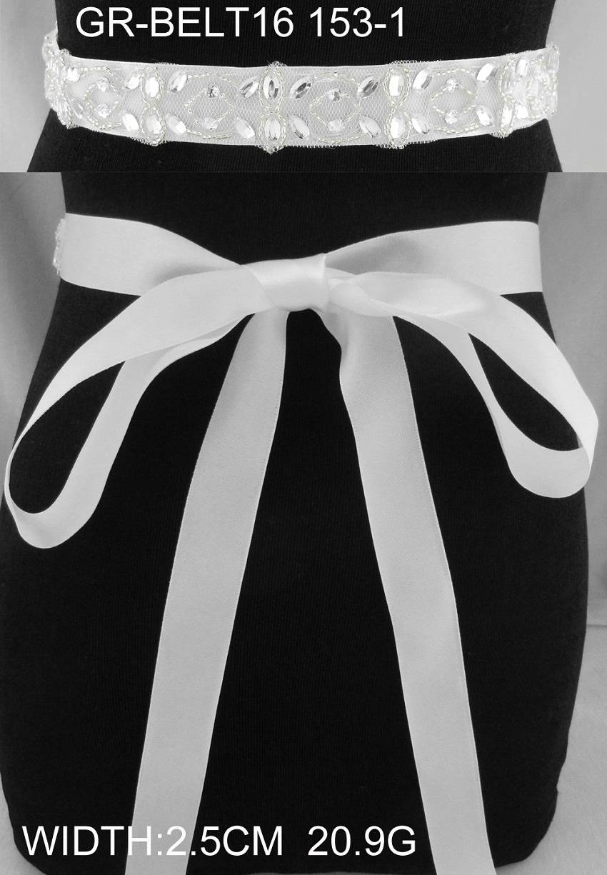 Ribbon ladies belt