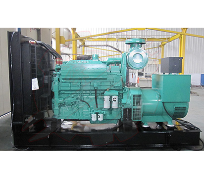 400KW Cummins Generator Set
