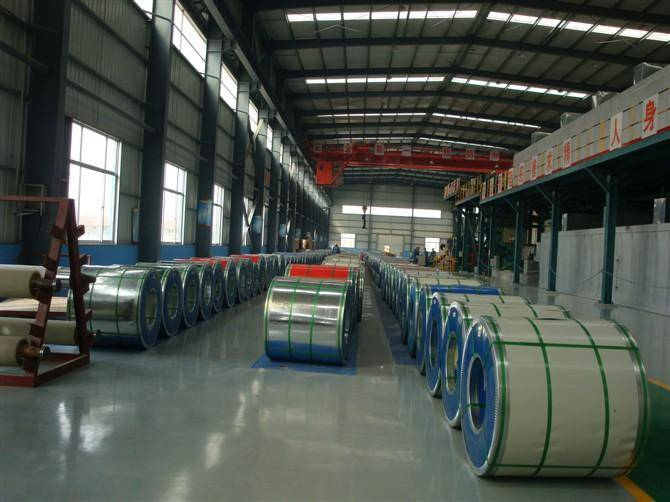 Hot Rolling Galvanized Steel Coil For Construction Wholesale