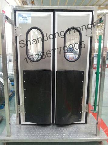 impact traffic door for cold room