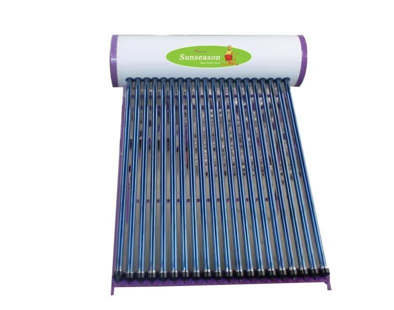 200L Pressurized solar water heater YJ-20P1.8-P58