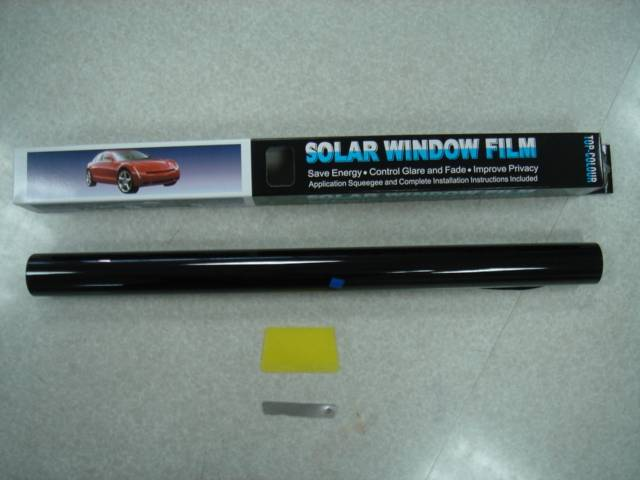 auto window film