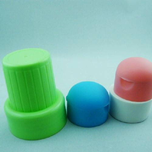 Plastic PP cap lid closure cover 40ml 50ml 60ml 100ml 400ml for shampoo body lotion conditioner scru